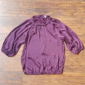 Beatyfull purple top